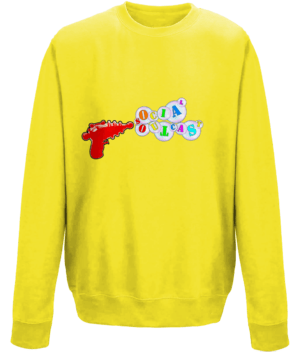 Ray Gun Yellow Sweat