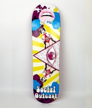 SO Psychedelic Deck